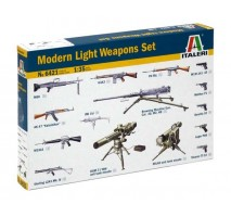 Italeri 6421 - 1:35 MODERN LIGHT WEAPON SET