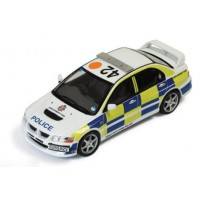 IXO MOC110 - MITSUBISHI LANCER EVO IX UK POLICE ANPR Intercept Team 2007