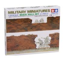 TAMIYA 35028 - 1:35 Brick Wall Set