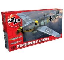 Airfix 02029A - 1:72 Messerschmitt Bf109G-6
