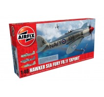 Airfix 06106 - 1:48 Hawker Sea Fury FB.II 'Export