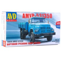AVD 1290 - 1:72 AMUR-531350 Flatbed Truck