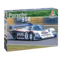 Italeri 3648 - 1:24 PORSCHE 956 24hrs Le Mans 1983