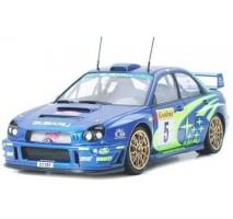 TAMIYA 24240 - 1:24 Subaru Impreza WRC 2001