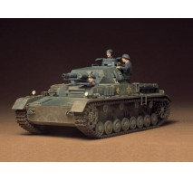 TAMIYA 35096 - 1:35 German Pzkpw IV AusfD Kit - CA196