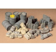 TAMIYA 35229 - 1:35 Allied Vehicle Accessory Set