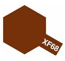 TAMIYA 81368 - XF-68 NATO Brown - Acrylic Paint (Flat) 23 ml
