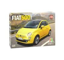 Italeri 3647 - 1:24 FIAT 500 (2007)