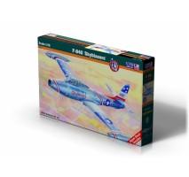 """MisterCraft C-89 - 1:72 F-84G """"Skyblazers"""""""