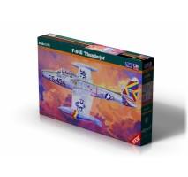 "MisterCraft C-90 - 1:72 F-84G ""Thunderjet"""