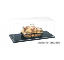 MasterTools - Plastic transparent case 1:43/1:72 (170x75x67 mm)