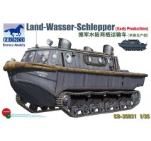 Bronco Models CB35031 - 1:35 Land-Wasser-Schlepper (Early Prod.)