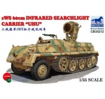 Bronco Models CB35212 - 1:35 sWS 60cm Infrared Searchlight Carrier 'UHU'
