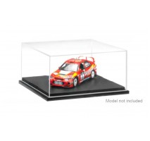 MasterTools 9806 - Plastic Transparent Case 1:144/1:43/1:72 (117x117x52 mm)