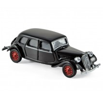NOREV 310808 - Citroen 15-SIX 1939 - Black