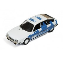 IXO - 1:43 Citroen CX 1983 (SAD-Salon des Artiste D e Corateurs) Blue