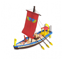Artesania Latina 30507 - Cleopatra - Egyptian Boat - Junior Collection