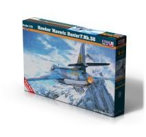MisterCraft D-11 - 1:72 Hawker Maveric Hunter F.Mk.58