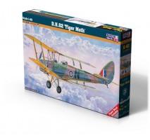 "MisterCraft E-42 - 1:48 D.H 82 ""Tiger Moth"""