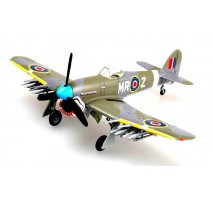 Easy Model 36314 - 1:72 Typhoon Mk.IB - CO of 245th Squadron SLA.Zweihbergh April 1945