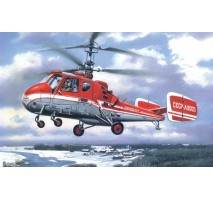 Eastern Express EE72146 - 1:72 Kamov Ka-18 Russian multipurpose helicopter