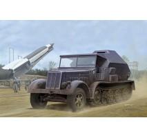 Trumpeter 09537 - 1:35 Sd.Kfz.7/3 Half-Track Artillery Tractor