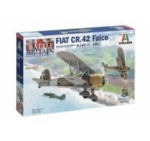 Italeri 1437 - 1:72 FIAT CR.42 FALCO