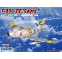 HobbyBoss 80258 - 1:72 North American F-86F-30 Sabre