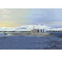 Hobby Boss 83520 - 1:350 Russian Navy Project 955 Borei-Yuri Dolgoruky SSBN