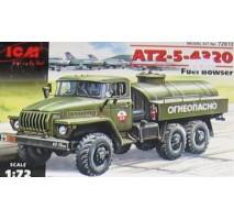 ICM 72613 - 1:72 ATZ-5-4320 Fuel Bowser