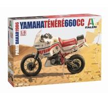 Italeri 4642 - 1:9 YAMAHA TENERE' 660cc 1986