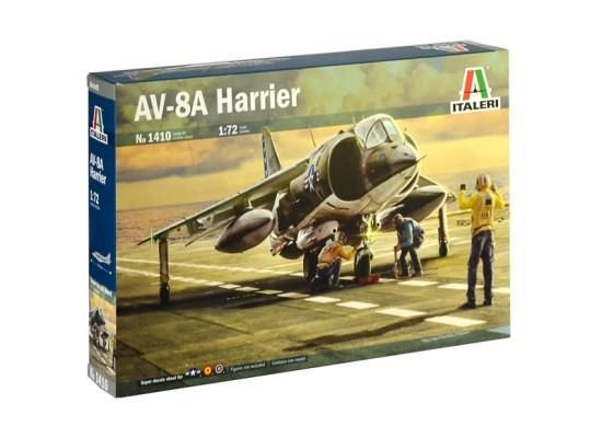Italeri 1410 - 1:72 AV-8A HARRIER