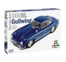 Italeri 3645 - 1:24 MERCEDES BENZ 300 SL GULLWING