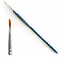 Italeri 51226 - 3 Brush Flat Synthetic