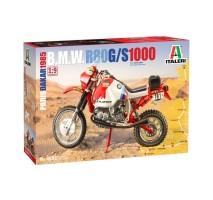 Italeri 4641 - 1:9 B.M.W. R80 G/S 1000 1985 Gaston Rahier