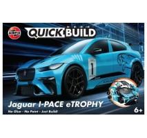 Airfix J6033 - QUICKBUILD Jaguar I-PACE eTROPHY