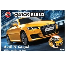 Airfix J6034 - QUICKBUILD Audi TT Coupe