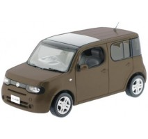 J-Collection - 1:43 Nissan Cube Bitter Chocolate 2009
