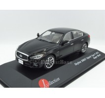 J-Collection - 1:43 NISSAN SKYLINE (L53H) Black 2013
