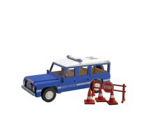Artesania Latina 30520 - Police Patrol - Junior Collection
