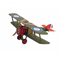 Artesania Latina 30529 - Sopwith Camel Plane - Junior Collection