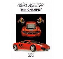 Minichamps - PMA CATALOGUE - 2012 - EDITION 2