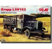 ICM 35461 - 1:35 Krupp L3H163 WWII German Army Truck