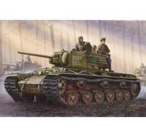 Trumpeter 00358 - 1:35 Russian KV-1 Model 1942 Simplified Turret Tank