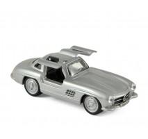 NOREV 310702 - Mercedes-Benz 300 SL 1955 - Silver