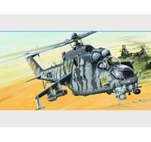 Trumpeter 05103 - 1:35 Helicopter - Mil Mi-24V Hind-E