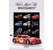 Minichamps - PMA CATALOGUE - 2013 - EDITION 1