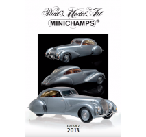 Minichamps - Minichamps CATALOGUE 2013 - EDITION 2