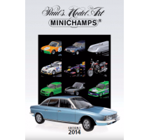 Minichamps - PMA CATALOGUE - 2014 - EDITION 1