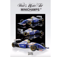 Minichamps - PMA CATALOGUE - 2015 - EDITION 2
